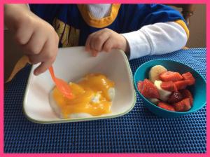 boy-breakfast-yogurt