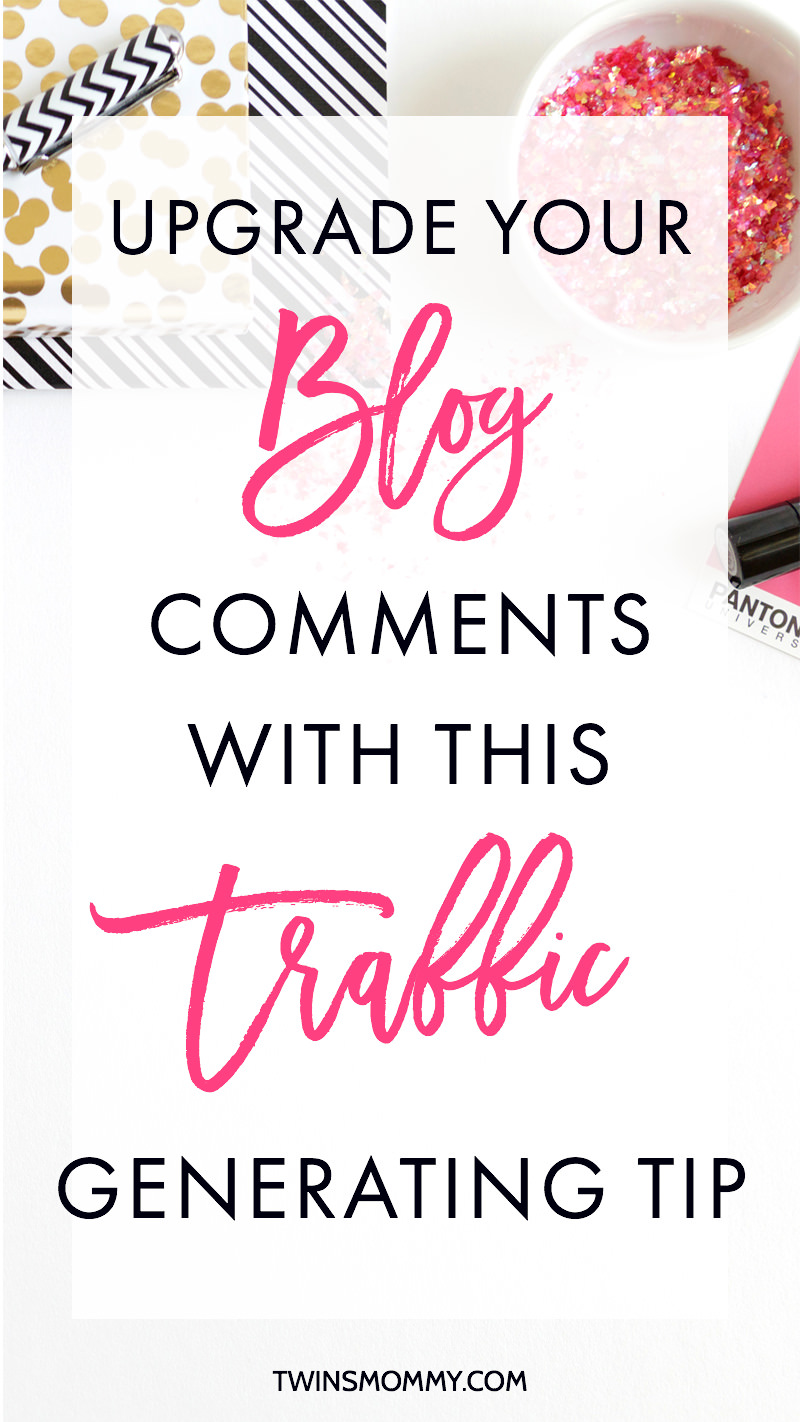 Upgrade Your Blog Comments With This Traffic Generating Tip