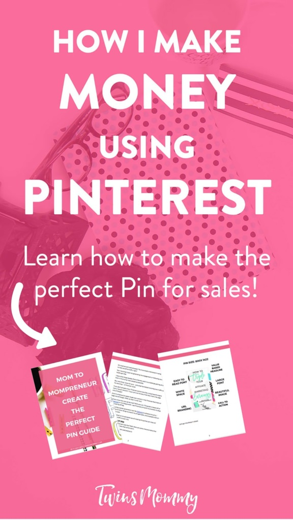 How To Use Pinterest to Make Money