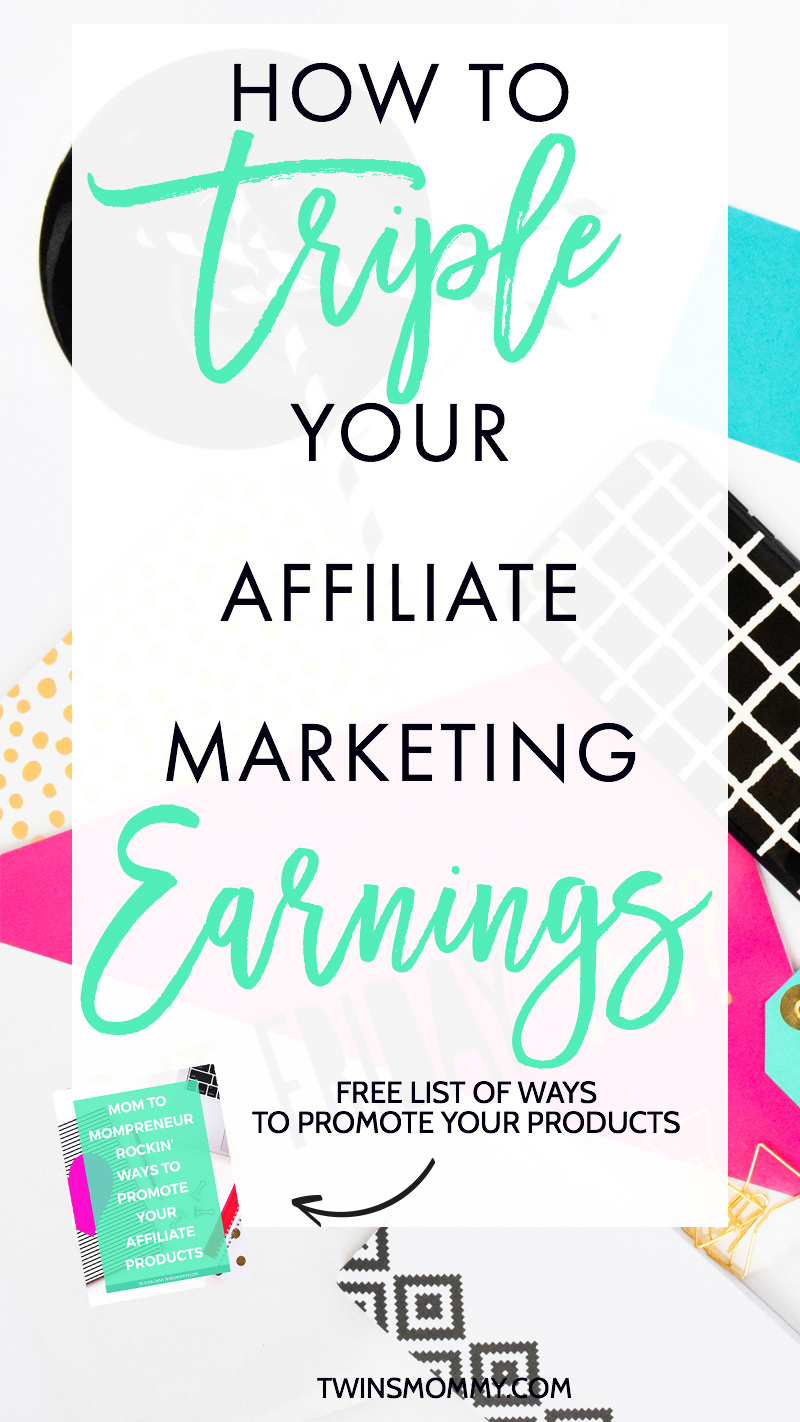 How to Triple Your Affiliate Marketing Earnings On Your New Blog