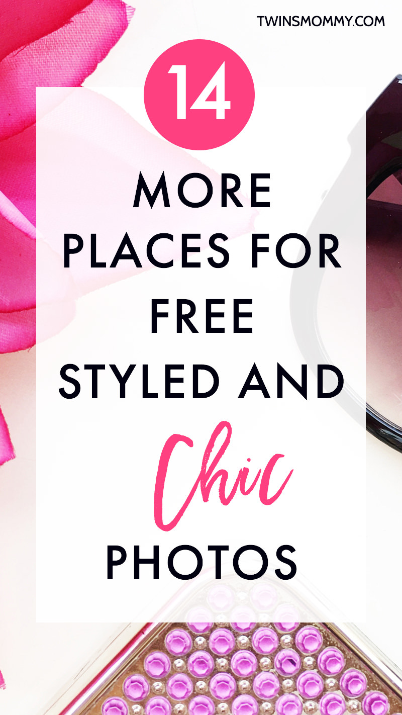 14 More Places for Free Styled and Chic Photos