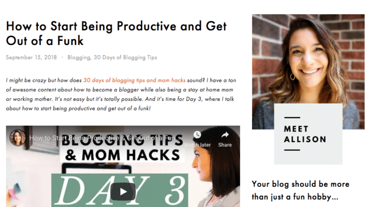 Best Blogs to Become a Mompreneur in 2019 - Twins Mommy