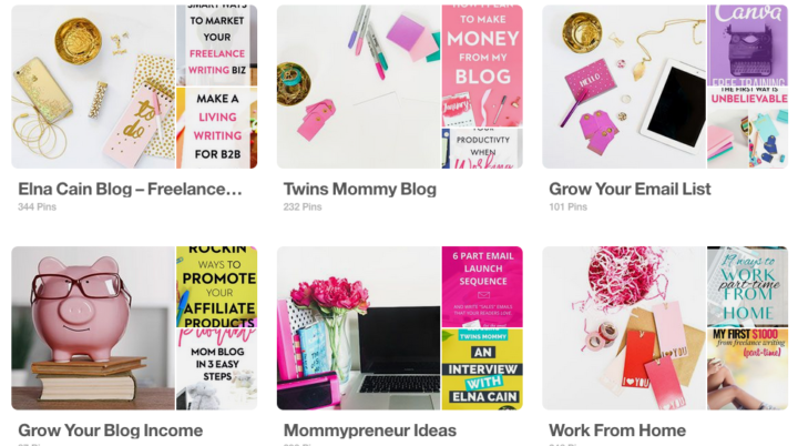 How I Managed to Gain 4 8k Pinterest Followers With Little