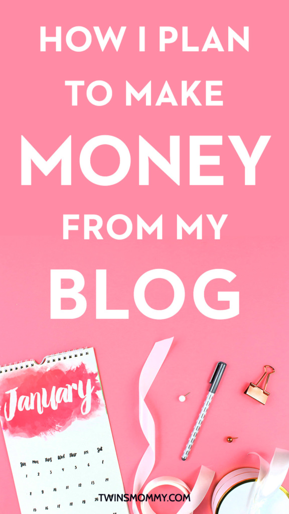How I'm Going to Make Money Blogging on a New Blog