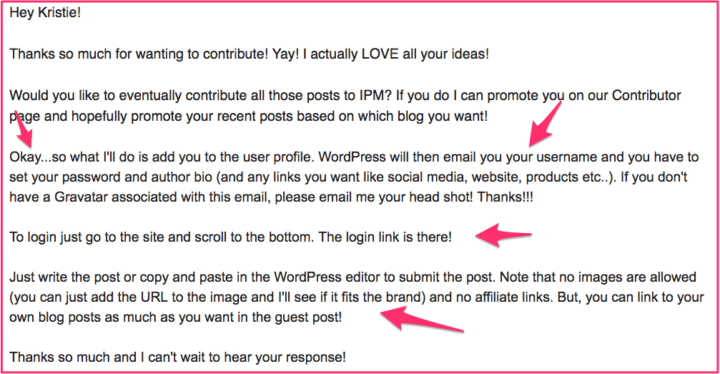 How to Open Up Your Blog for Guest Bloggers (+ Find Bloggers