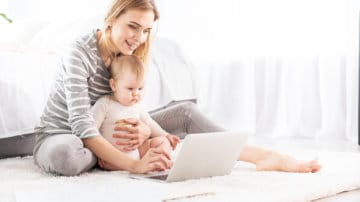 5 Financial Goals to Set as a Work at Home Mom Blogger