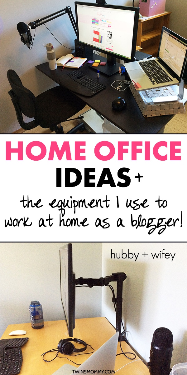 home office ideas so you can work at home full time twins mommy