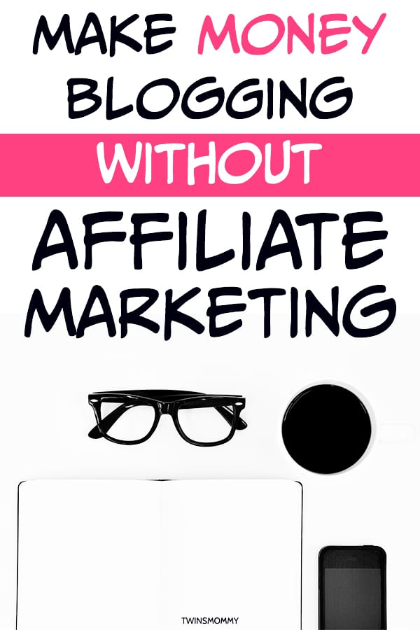 without affiliate