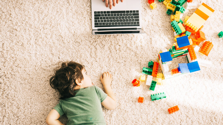 20 Vital  Work At Home Tips for Moms