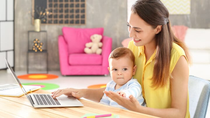 8 Essential Ways to Make Being a Mom at Home Easier