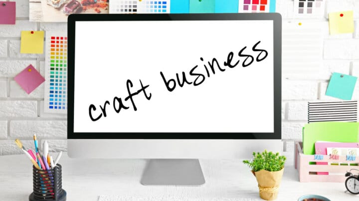 12 Amazing Craft Business Ideas for Moms Who Want to Work From Home